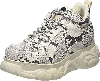 Buffalo Corin, Womens Low-Top Sneakers, Multicolour (Snake Multicolor 001), 6.5 UK (40 EU)