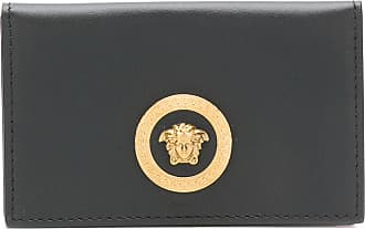 Versace business card holders sale at usd 8300 stylight versace tribute card case black colourmoves