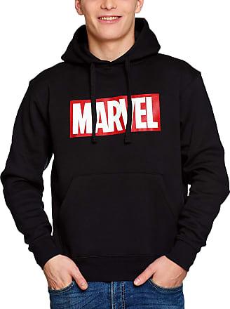 MARVEL Hoodie Logo Hooded Elbenwald Black - XL