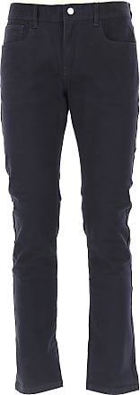 A X Armani Exchange Jeans On Sale in Outlet, Blue Navy, Cotton, 2019, 29 30 31 32 33 34