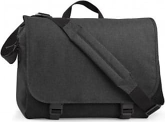 BagBase Two-Tone Digital Messenger, Anthracite, One Size