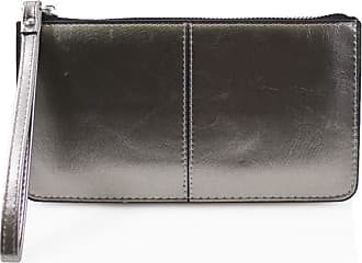 LeahWard Womens Faux Leather Purse Nice Bag Great Brand Purses Card Key Photo Bus Pass Holder For Women 20146 (D.Silver)