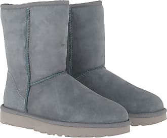 UGG Boots & Booties - W Classic Short II Geyser - grey - Boots & Booties for ladies
