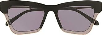 Karen Walker Dark Matter sunglasses - Black
