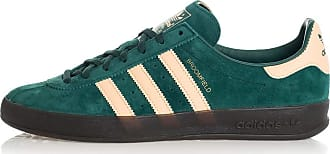 adidas Originals Adidas ORIGINALS Broomfield, Collegiate Green-Glow Orange-Footwear White, 10,5