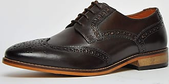 Ikon Classic Thorpe Leather Mens Brown
