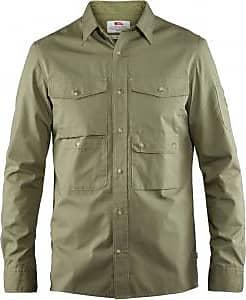 Fjällräven Mens Ovik Shade Pocket Shirt