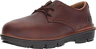 Timberland Mens Boldon Industrial Shoe, Brown, 10.5 W US