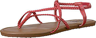 Billabong Womens Crossing Over 2 Gladiator Sandal, Tango Red, 10 M US