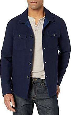 Billy Reid Mens Full Zip Gradient Track Jacket