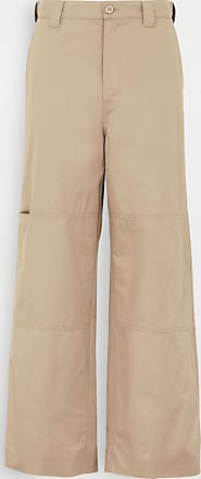 Maison Margiela Seam Detail Twill Trousers
