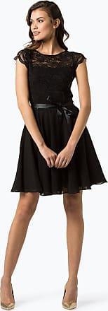 Swing Damen Abendkleid schwarz