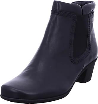 Gabor 35-830 Damen Stiefel Stiefeletten Leder