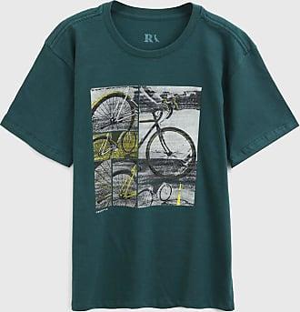 Reserva Mini Camiseta Reserva Mini Infantil Bike Verde