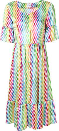 Ultra Chic striped shirt dress - Multicolour