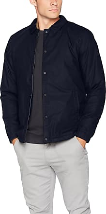 Selected Homme Mens Shhcoach Padded Jacket, Blue (Dark Sapphire), Large