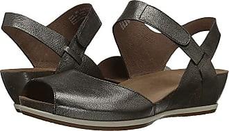 Dansko Vera (Pewter Nappa) Womens Shoes