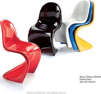 Vitra Panton Chair - Set 5 Miniature da Collezione
