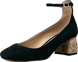 b0f046dfd4e The Fix Womens Morgan Block-heel Ankle Strap Dress Pump