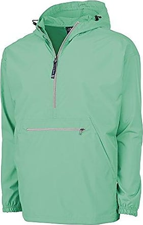 Charles River Apparel Mens Tradesman Thermal Quarter Zip Sweatshirt Reg /& Ext Sizes