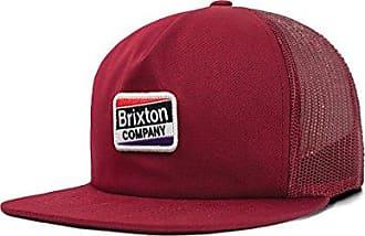 Brixton Mens Worden Medium Profile Mesh Adjustable Hat fe753a50e144