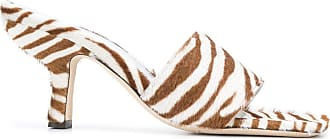 by FAR Zebrina mid sandals - Marrom
