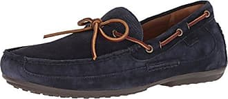 Polo Ralph Lauren Mens Roberts Driving Style Loafer, Navy, 11 D US