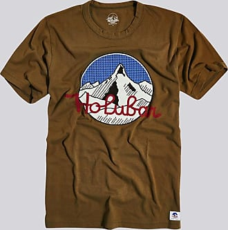 HOLUBAR t-shirt boco pc64 marrone