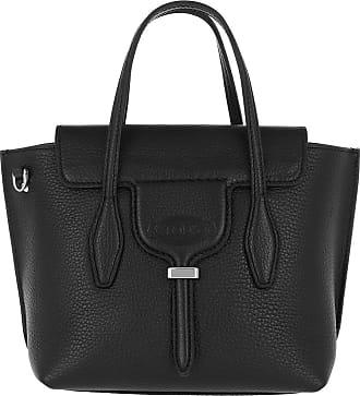 533bf3de63013 Tod s Joy Bag Mini Leather Black Tote schwarz