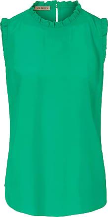 Uta Raasch Sleeveless blouse to slip on Uta Raasch green