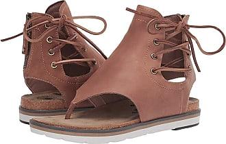 b1066b6fa86 OTBT Locate (New Brown) Womens Sandals