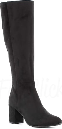 Generico Made in Italy Boot with Zip - Black Black Size: 7 UK