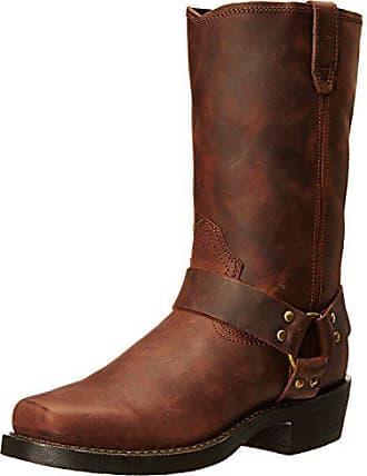 Dingo Mens Dean Boot,Brown,11 D US