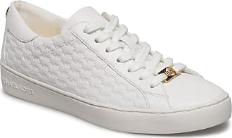 Michael Kors Colby Sneaker Låga Sneakers Vit Michael Kors Shoes