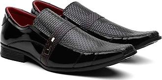 Generico Sapato Social Verniz Milão - SF Shoes (42)