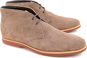 ed4646bcca Hogan Desert Boots Chukka for Men On Sale in Outlet, Mud, Suede leather,