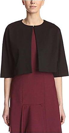 Natori Womens Short Jacket, Black, XL