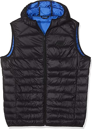 Jack /& Jones Mens Jjebomb Body Warmer Hood Outdoor Gilet