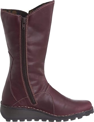 FLY London Mes, Womens Boots, Purple, 4 UK