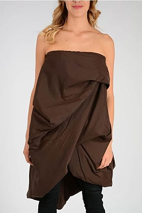 Rick Owens Sleeveless TANGLE STRAPLESS Top size 40