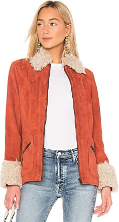 House Of Harlow x REVOLVE Noah Coat in Rust