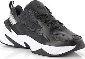 Nike Damen W M2k Tekno Gymnastikschuhe, schwarz