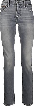 7 For All Mankind Calça jeans slim - Cinza