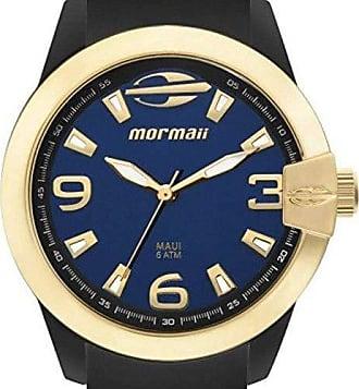 Mormaii Relógio Feminino Mormaii Analógico MO2035IU/8A Preto