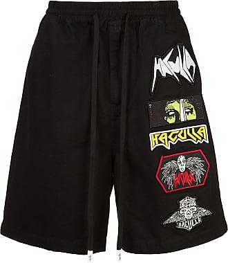 Haculla Mad Max track shorts - Black