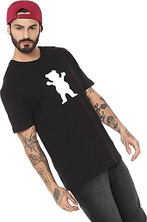 Grizzly Camiseta Grizzly Bear Preta