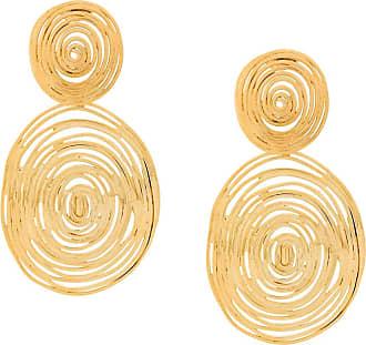 Gas Bijoux Wave earrings - Metálico