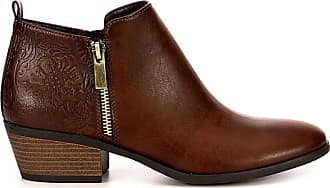 Xappeal Womens Stewie Casual Boots