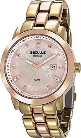Seculus Relógio Seculus Feminino Aplause 20628lpsvwa3