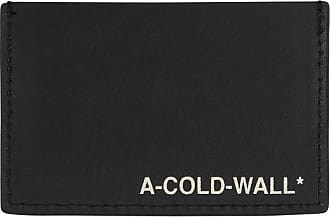 A-Cold-Wall* A-cold wall Card holder BLACK U